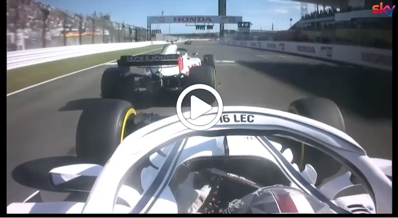 F1 | GP Giappone, Magnussen scorretto nei confronti di Leclerc: meritava una penalità? [VIDEO]