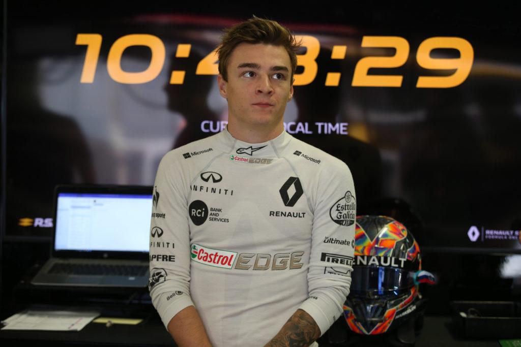 F1 | Renault, Markelov completa il programma di test Pirelli a Suzuka
