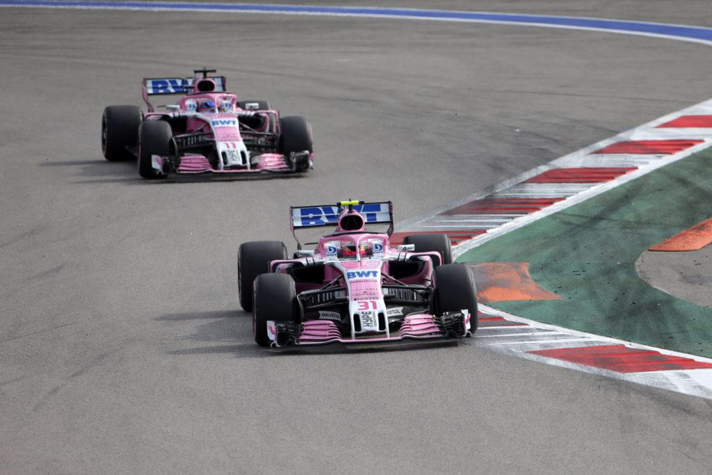 """F1   Force India, Ocon pronto a confermarsi in Giappone: """"Puntiamo a replicare le prestazioni dello scorso anno"""""""