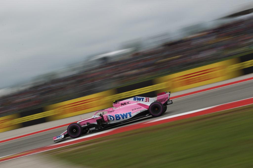 """F1   Force India, Ocon: """"Possiamo essere competitivi"""""""