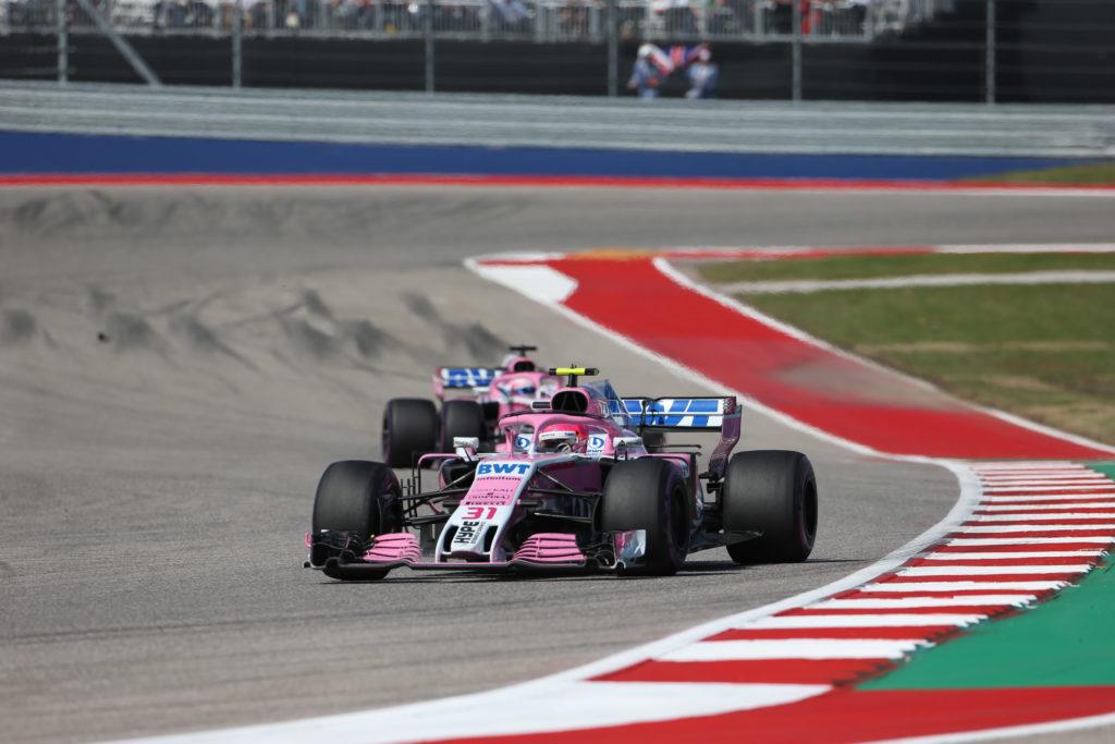 F1 | Ocon squalificato dal gran premio di Austin