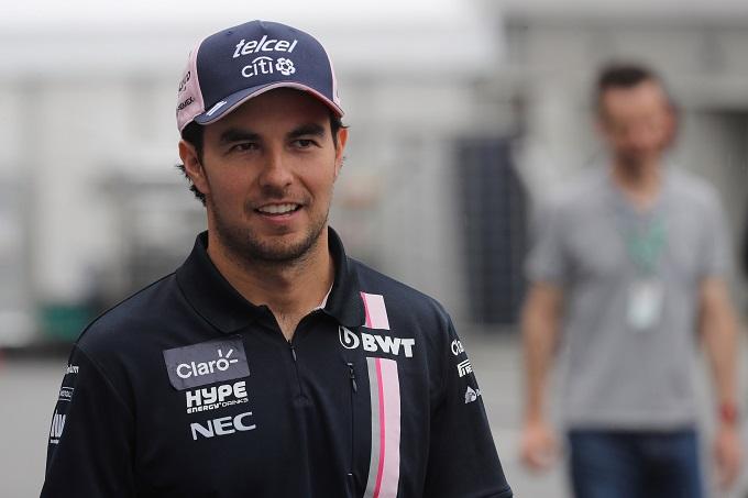 F1 | Force India: ufficiale il rinnovo di Sergio Perez per il 2019