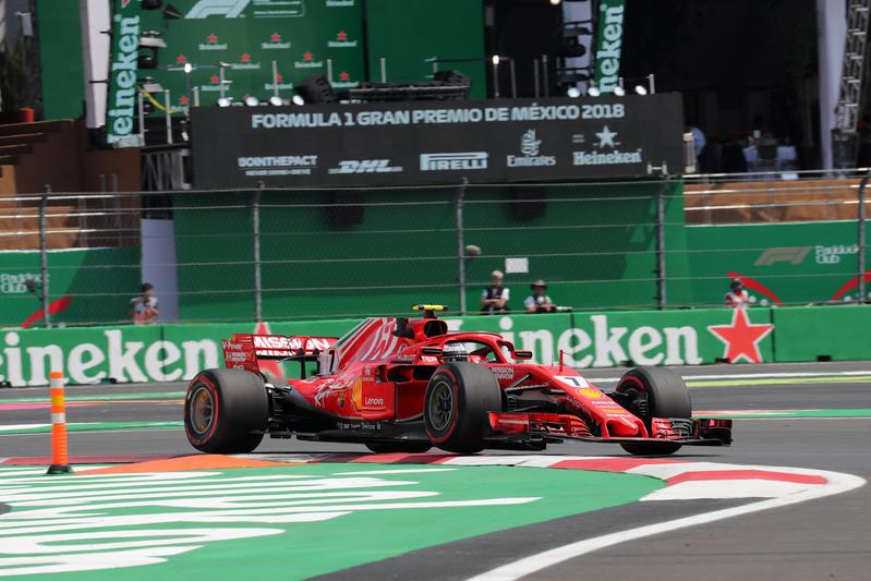 """F1   Raikkonen: """"La pista è sempre stata complicata e oggi non è stato diverso"""""""