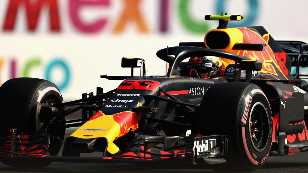 F1 GP Messico, Prove Libere 1: Verstappen e Ricciardo dettano il passo al mattino