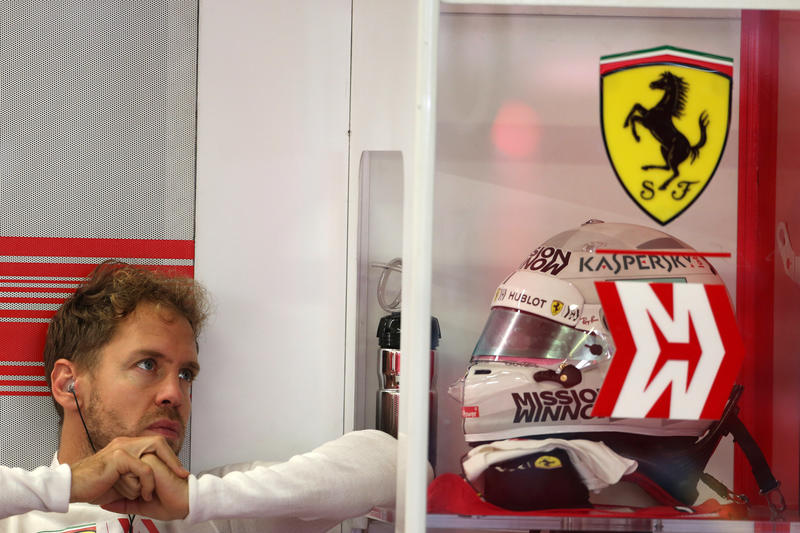 """F1   Vettel: """"Tutto sarà deciso dalle gomme"""""""