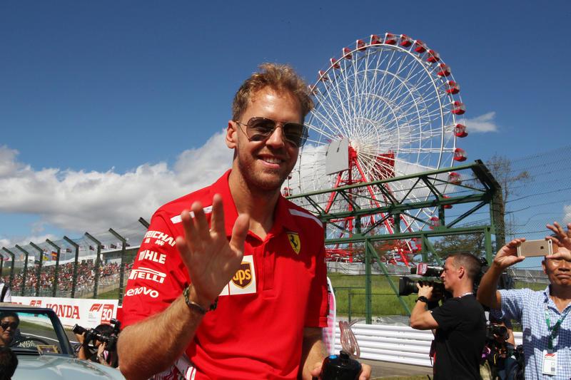 """F1   Vettel: """"Era il posto perfetto per superare Verstappen, altrimenti non avrei provato"""""""