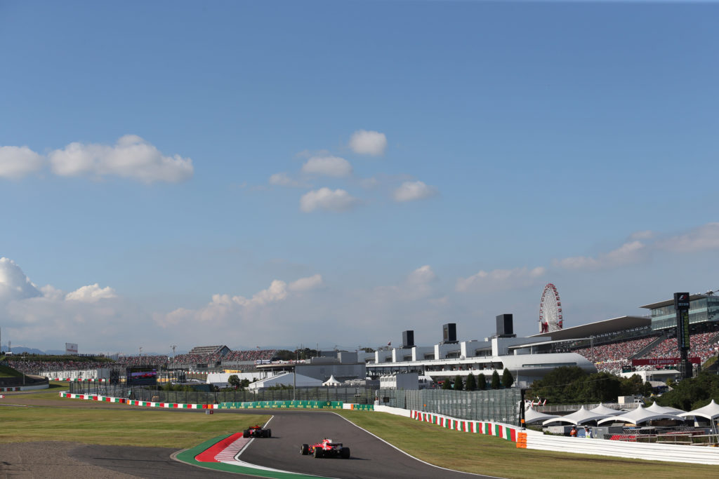 F1 | Gli orari del Gran Premio del Giappone su TV8