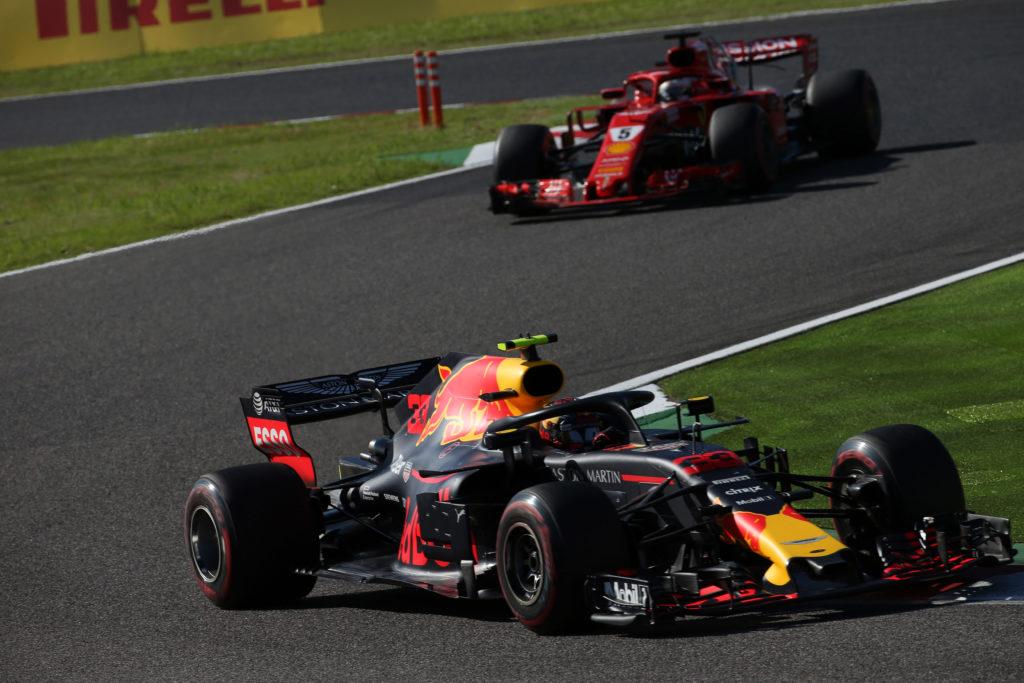 F1 | Red Bull nega la possibilità di un test MotoGP a Max Verstappen