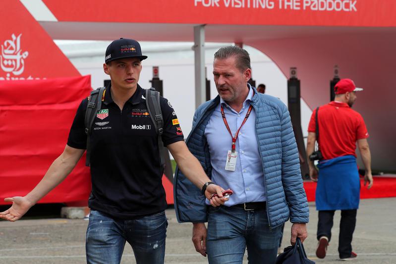 "F1 | Jos Verstappen: ""La rabbia ha spinto Max a vincere"""