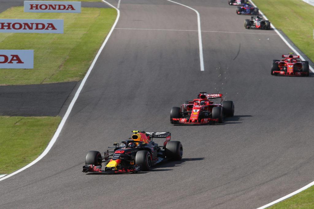 F1 Gran Premio del Giappone | Quinto e sesto posto per Raikkonen e Vettel a Suzuka