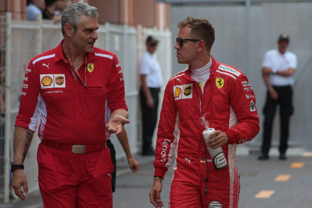 """Ferrari, Vettel non va """"abbracciato"""" ma soltanto supportato al massimo"""