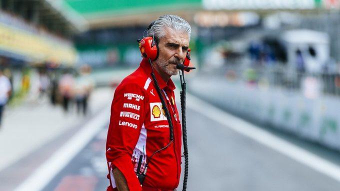 """F1   Ferrari, Arrivabene: """"Volevamo tenere aperta la lotta nel Mondiale costruttori"""""""