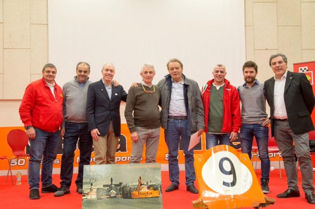 F1 | Memorial Vittorio Brambilla: a Leo Turrini il premio del Ferrari Club Vedano al Lambro