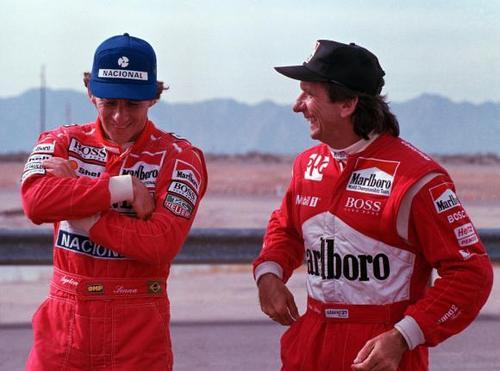 """Fittipaldi ricorda il test di Senna nel dicembre 1992 a Phoenix: """"Voleva partecipare alla 500 Miglia di Indianapolis"""""""