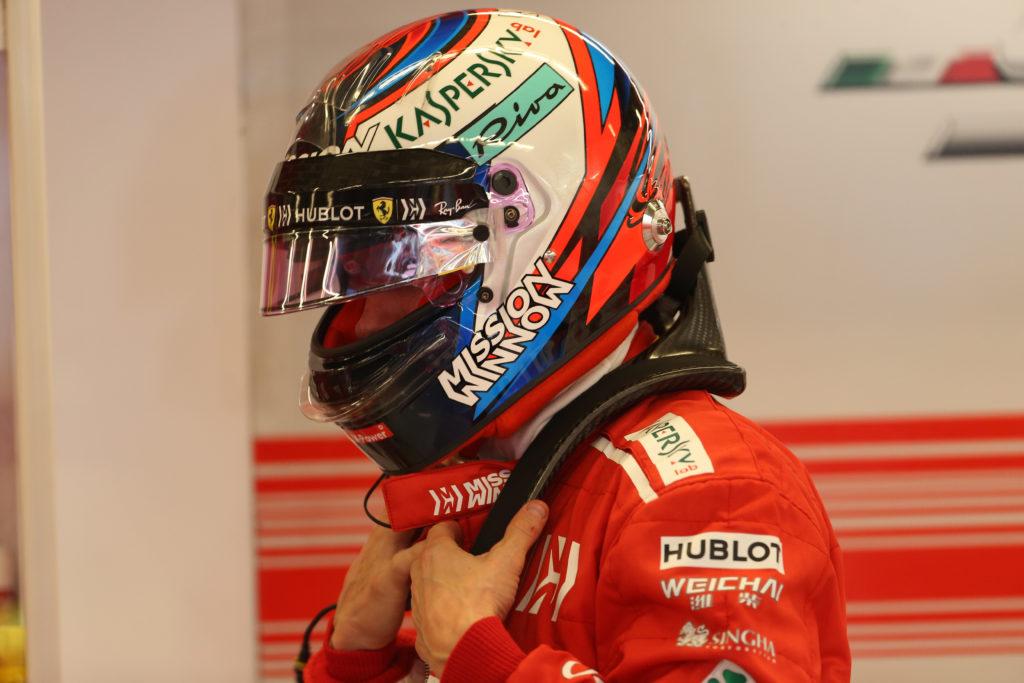 F1   Test Abu Dhabi, Raikkonen in pista con l'Alfa Romeo Sauber