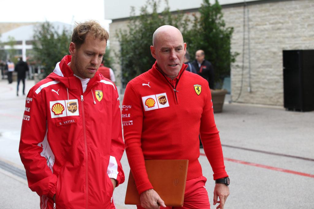 """F1   Ferrari, Clear: """"Con Mercedes sfida fantastica, ma non siamo stati bravi come loro"""""""