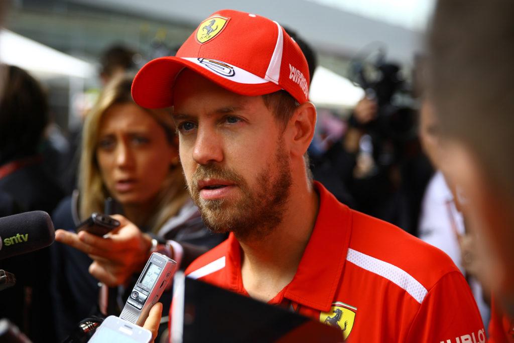 F1, GP Brasile 2018: Vettel protesta contro i commissari Fia in qualifica