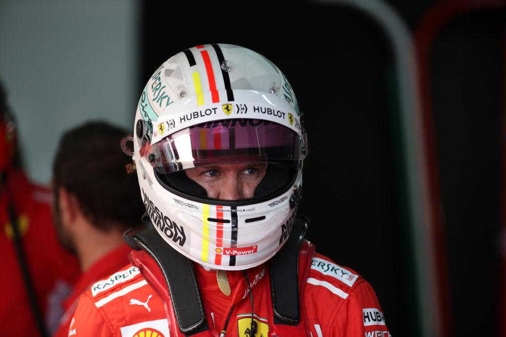 Gp Brasile: Vettel vola nelle 3/e libere