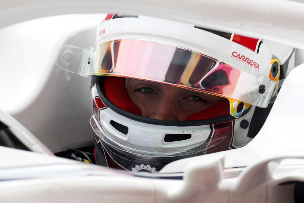 """F1   Leclerc: """"Un onore ricevere i complimenti da Hamilton"""""""