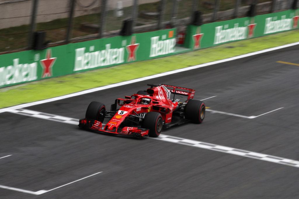 F1 | GP Brasile, reprimenda e 25.000 euro di multa per Vettel