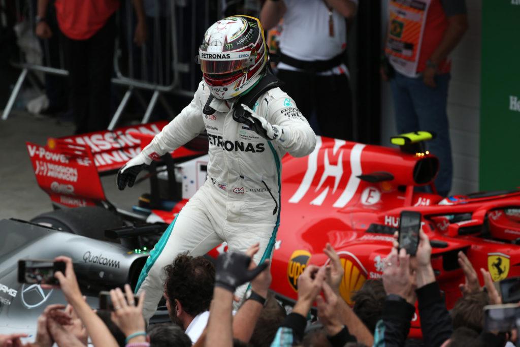"""F1   Brundle: """"I sette titoli di Schumacher? Hamilton può eguagliare questo record"""""""