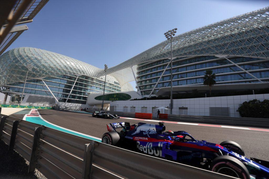 F1 | Entrambe le Toro Rosso fuori nella Q1 ad Abu Dhabi