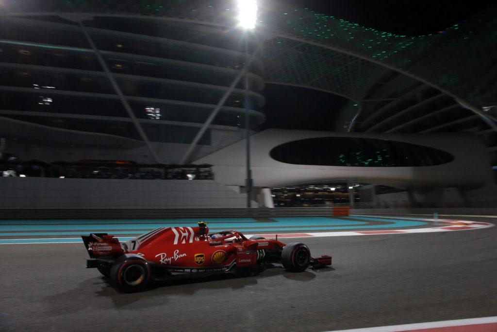 F1 | GP Abu Dhabi, reprimenda per Kimi Raikkonen