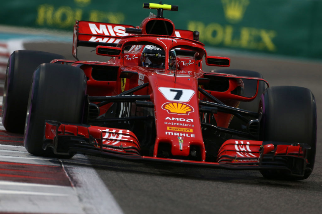 F1 | I numeri di Kimi Raikkonen in Ferrari