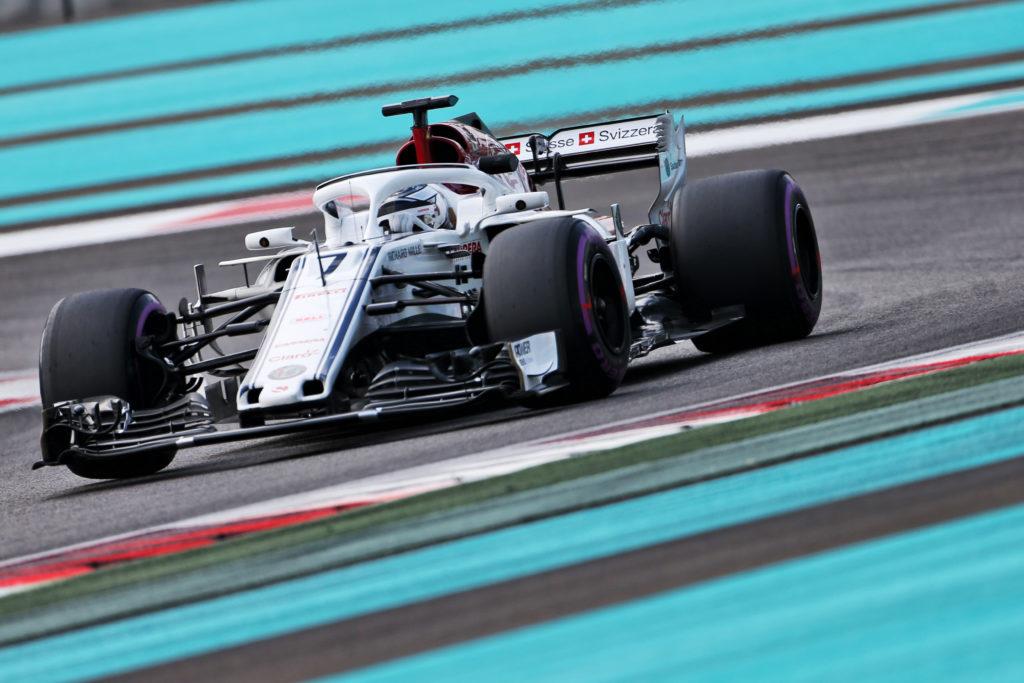 Test F1 | Sauber, debutto per Raikkonen che percorre 102 giri