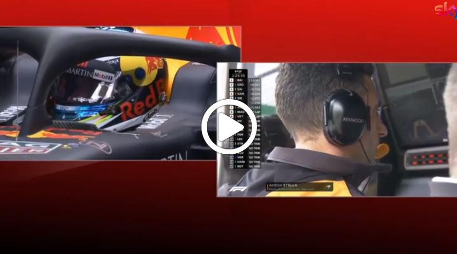 F1 | Ricciardo penalizzato, il retroscena: colpa di un estintore [VIDEO]