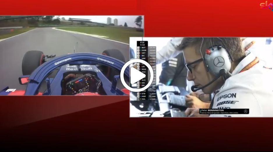 """F1   GP Brasile, ritorno al motore """"Specifica 3"""" per la Toro Rosso [VIDEO]"""