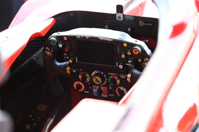 F1 | Tecnica in pillole: il volante di Sebastian Vettel