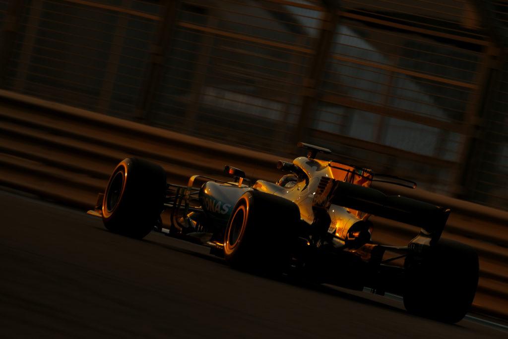 F1 | Confermate le zone DRS per il prossimo Gran Premio di Abu Dhabi