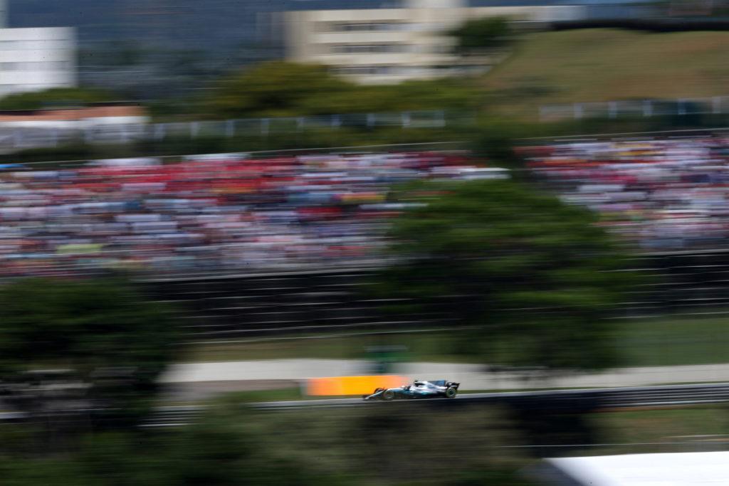 F1 | Confermate le zone DRS per il prossimo Gran Premio del Brasile