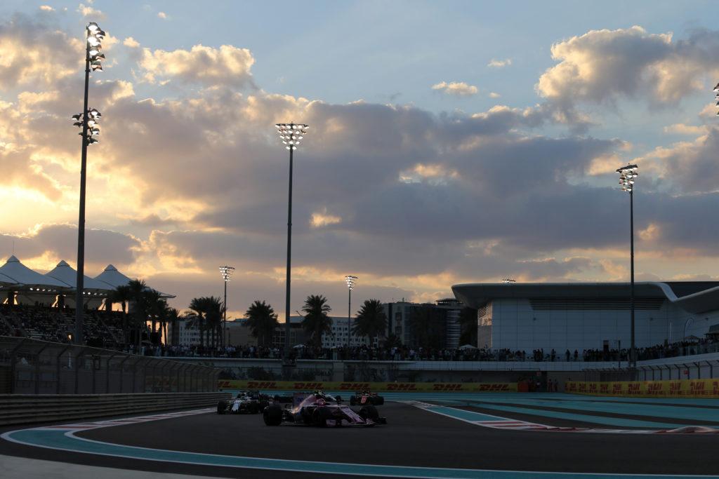 F1   Gran Premio di Abu Dhabi, Brembo analizza ai raggi X il circuito di Yas Marina