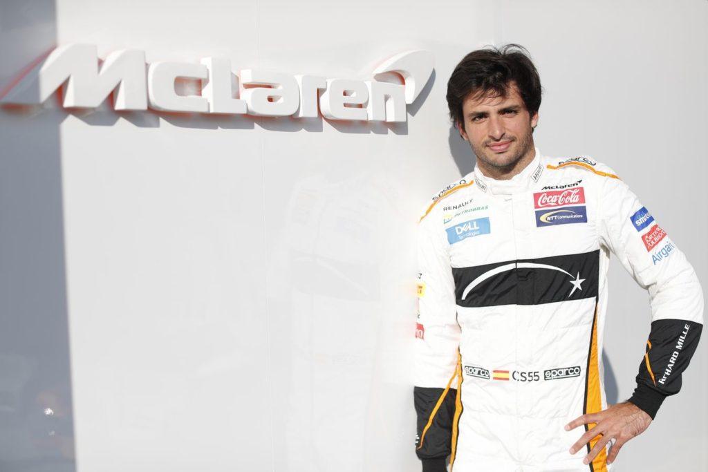 """Test F1   McLaren, de Ferran entusiasta per l'esordio di Sainz: """"Abbiamo familiarizzato alla grande"""""""