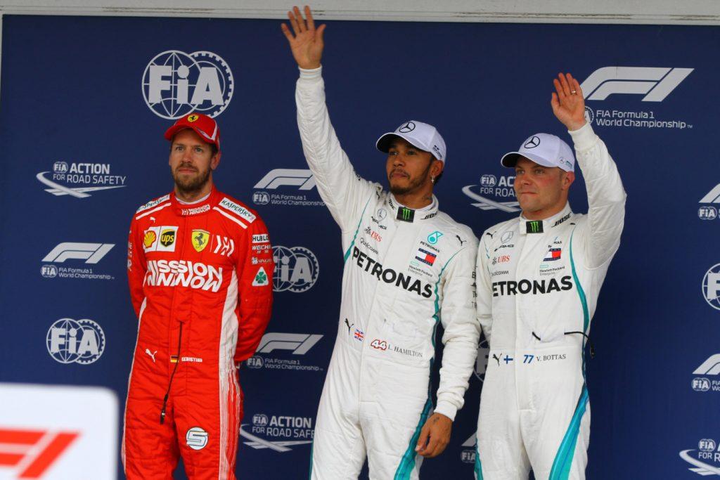 F1 | Gran Premio del Brasile, la griglia di partenza