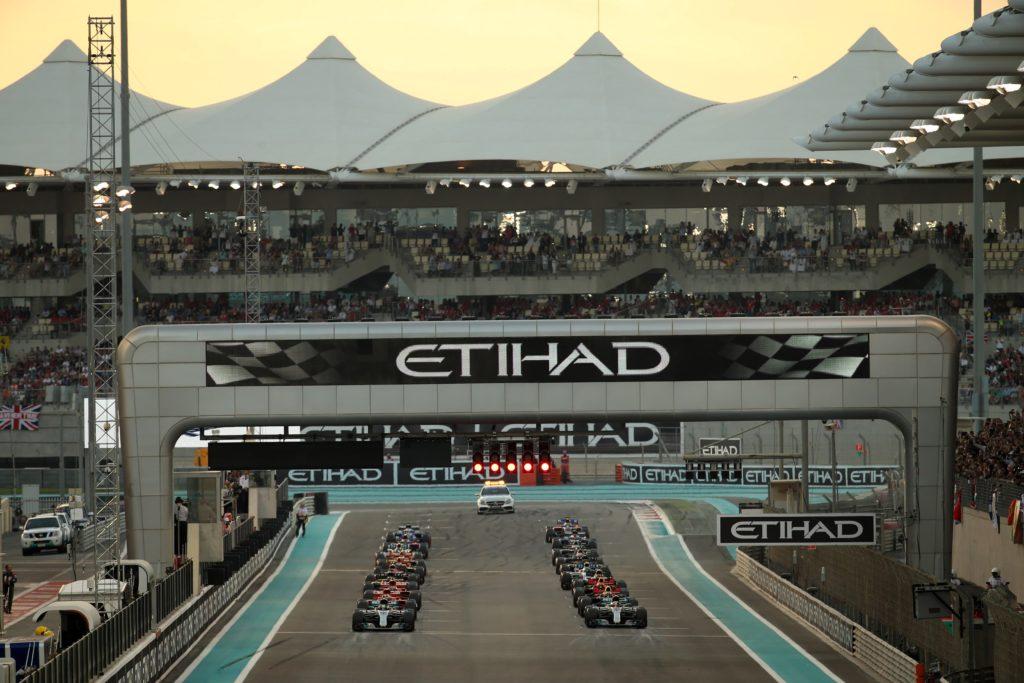 Formula 1   Gran Premio di Abu Dhabi, la griglia di partenza