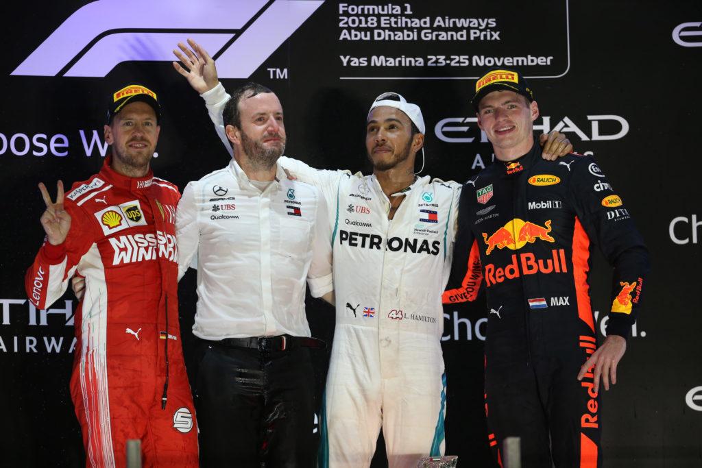 "F1 | Pagelle GP Abu Dhabi – Hamilton ""pigliatutto"", bene Vettel e Verstappen"
