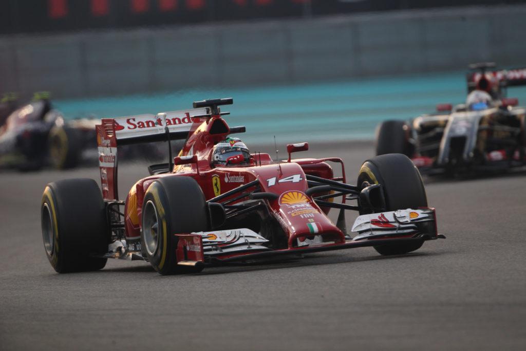 Formula 1 | 23 novembre 2014: Fernando Alonso disputa la sua ultima gara con la Ferrari
