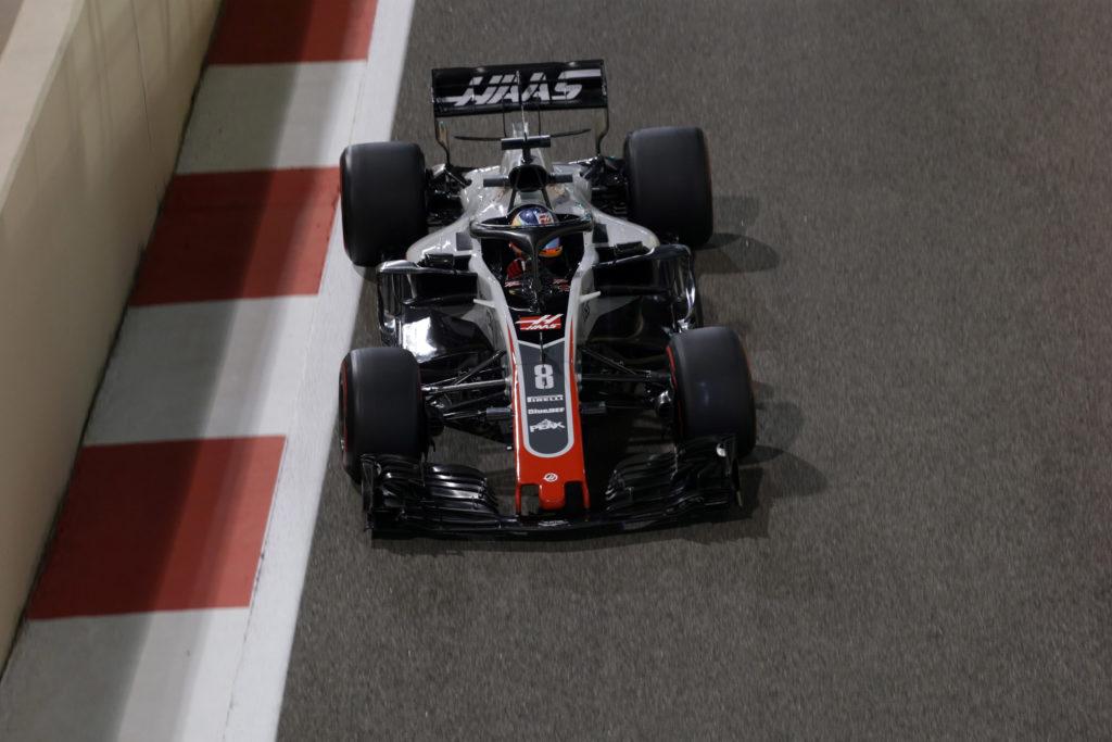 """Formula 1   Haas, Grosjean: """"Buon miglioramento dalle FP1 alle FP2, siamo contenti"""""""