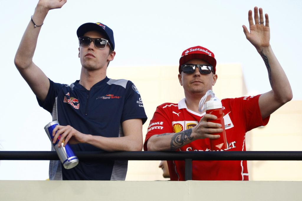 F1   Via libera della Ferrari: Raikkonen e Kvyat pronti ad iniziare con anticipo il loro 2019