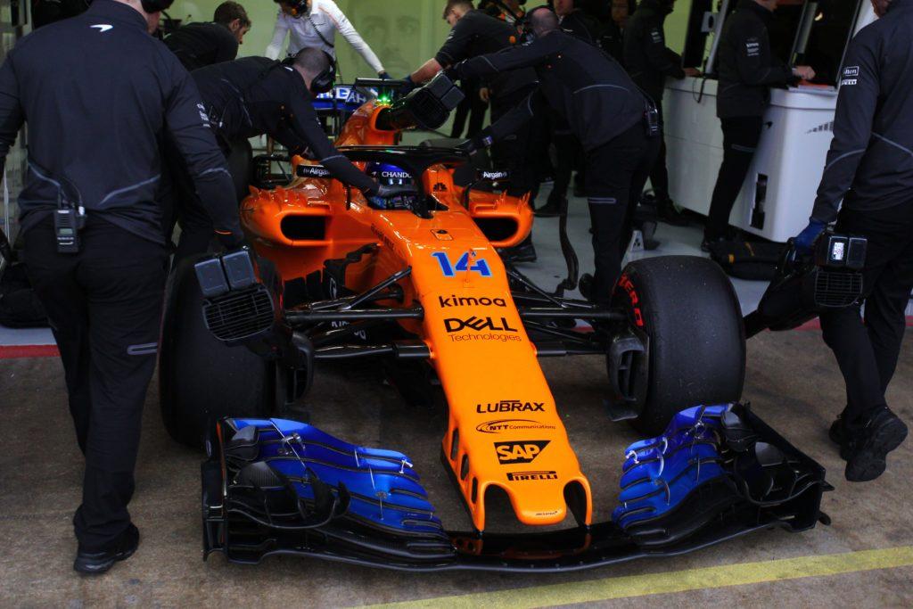 Fernando Alonso torna con la McLaren alla 500 miglia di Indianapolis!