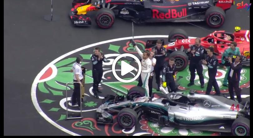 """F1   Turrini sul mondiale di Hamilton: """"Campione che ha riscritto la Formula 1"""" [VIDEO]"""