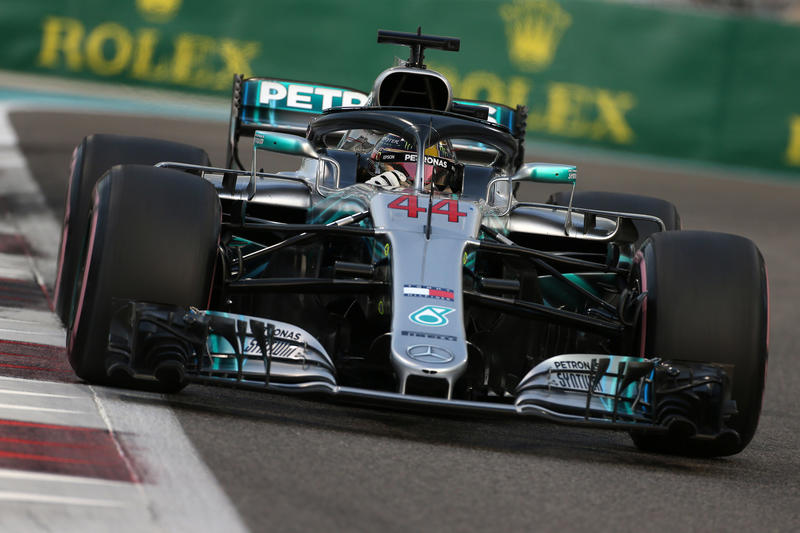 F1 GP Abu Dhabi, qualifiche: Hamilton chiude in bellezza, undicesima pole stagionale