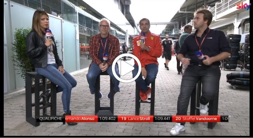 F1 | GP Brasile, Hamilton e la manovra con Sirotkin: meritava una penalità? L'analisi di Genè, Villeneuve e Valsecchi [VIDEO]