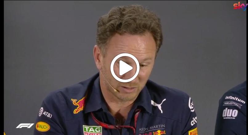 """F1   Red Bull, Horner saluta Ricciardo: """"Gli auguro il meglio"""" [VIDEO]"""
