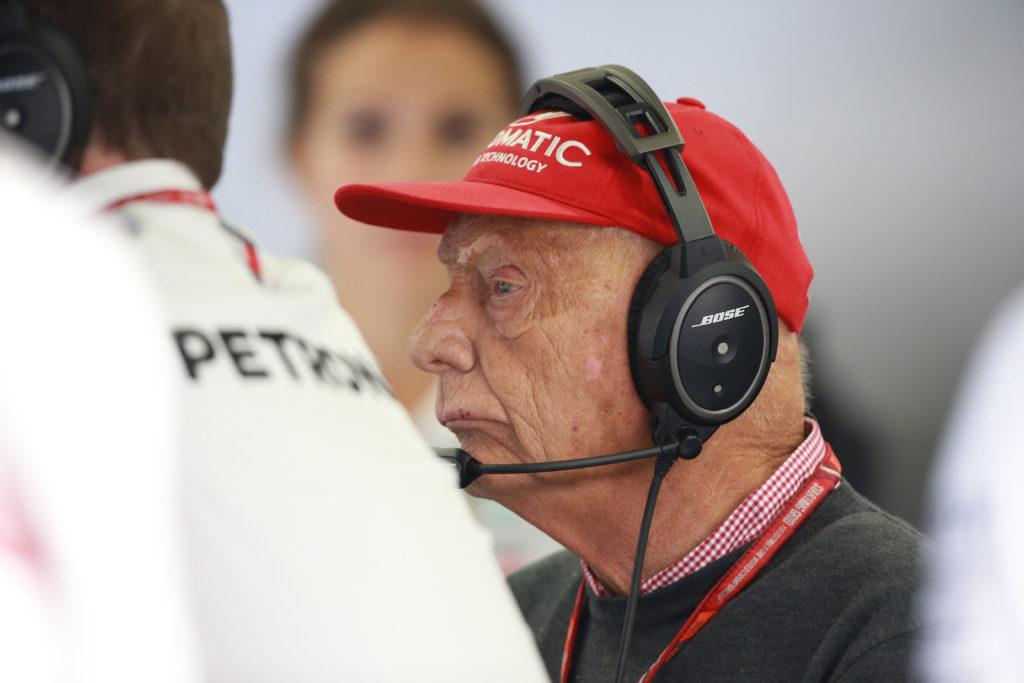 F1 | Lauda ad Abu Dhabi con un medico