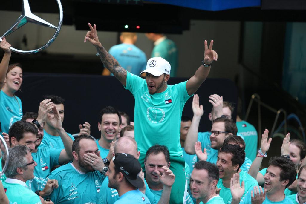 """F1   Hamilton ricorda il primo approccio con Mercedes: """"Hanno ascoltato ogni mia parola"""""""