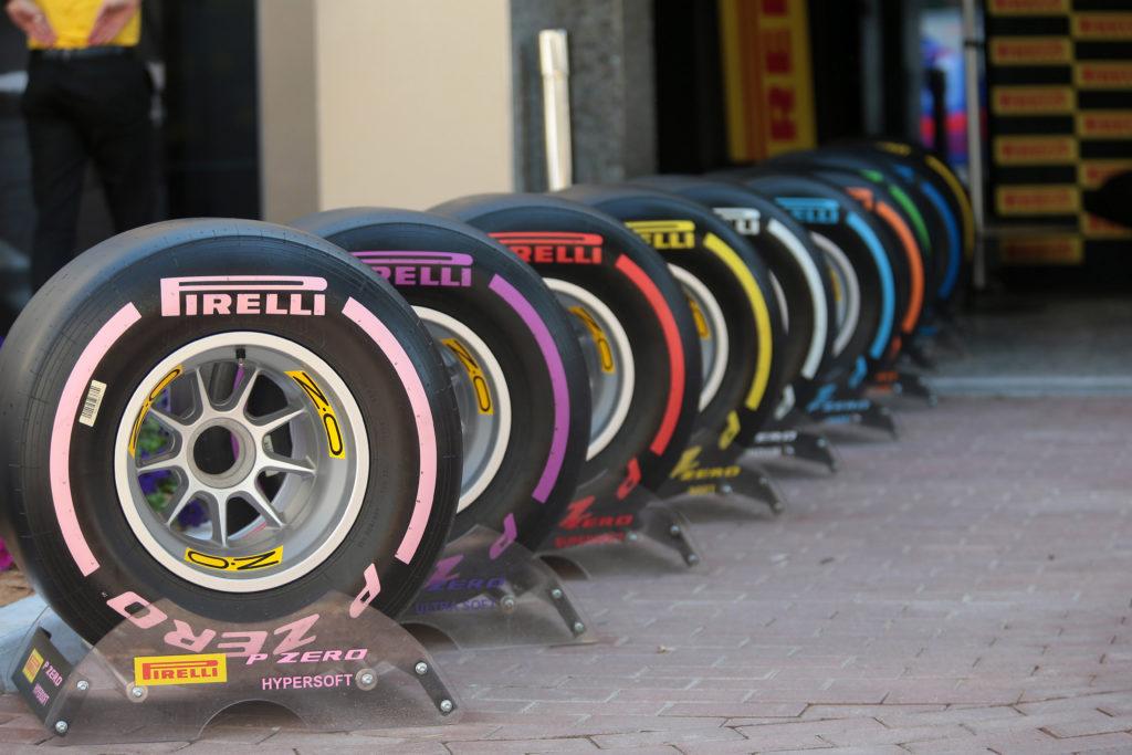 F1   Pirelli conferma il proprio impegno fino alla stagione 2023